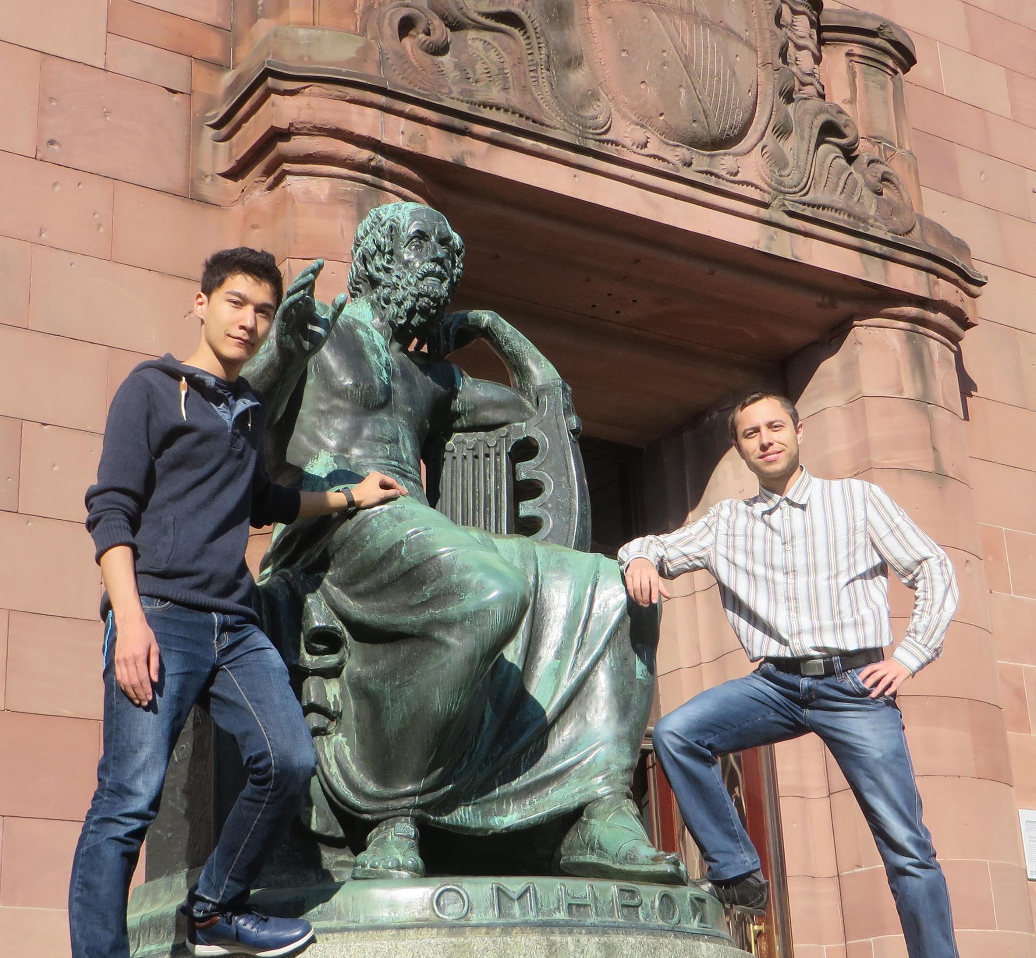 Ivan and Javdat